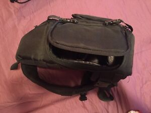Roots pro camera sling backpack