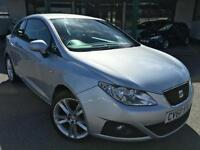 Seat Ibiza 1.4 16v 85 Sport Coupe 2010 Sport Manual