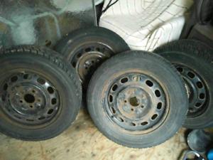 8 pneu +rim.