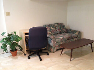 Furnished Suite Close to NAIT Royal Alex Kingsway Downtown