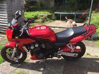 Yamaha 600 Fazer swap/sell