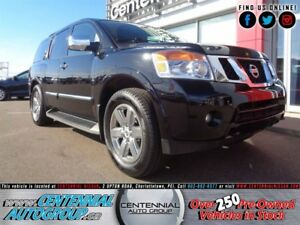 Nissan Armada Platinum | 4X4 | Leather | DVD | Navigation 2013