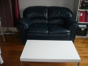 Sofa / Couch + table ikea