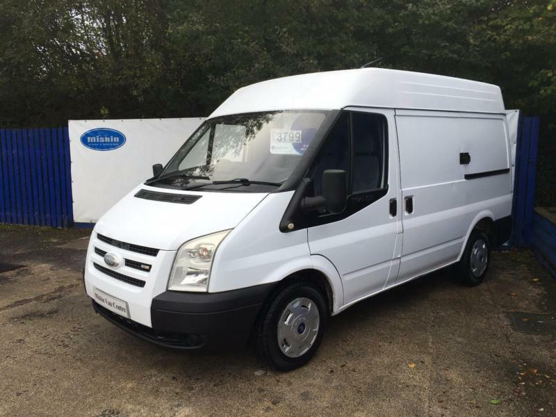 2006 56 Ford Transit 2.2TDCi Duratorq (85PS) 260S (Medium Roof) SWB Diesel Van