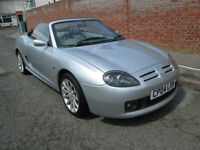 2004 MG MGF TF 1.8 135 [HPI CLEAR][MOT HISTORY][PART EX WELCOME]