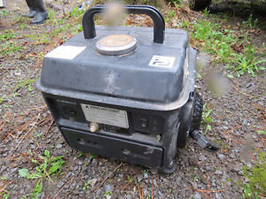 Mix gas generator 125v with an extra gas tank