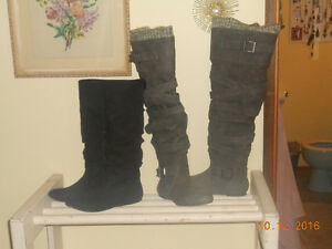 Ladies Boots all Size 7 1/2