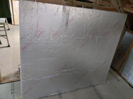 Celotex 100mm insulation partial sheet