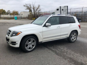 Mercedes Benz, GLK250, Bluetec, With Brand New Tires,