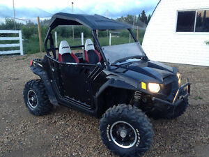 PACKAGE DEAL. 2011 RZR-S LOW KM!