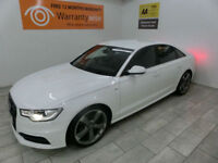 2014,Audi A6 Saloon 2.0TDI 177bhp C7 S Line***BUY FOR ONLY £72 PER WEEK***