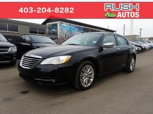 2012 Chrysler 200 Limited - Bluetooth, Leather, Sunroof