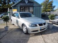 BMW 3 SERIES 320d ES TOURING (silver) 2006