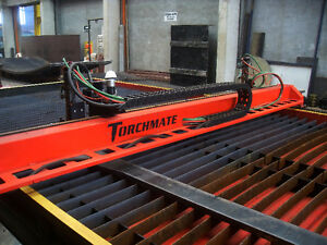 Torchmate CNC plasma table upgrades