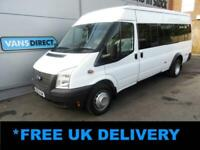 Used 17 seater minibus for Sale | Vans for Sale | Gumtree