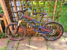 Mountain Bike - Full suspension Scott voltage FR730 L