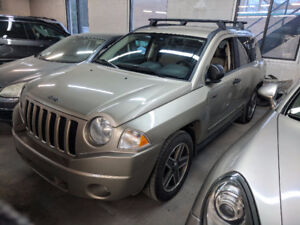 2009 Jeep Compass North Edition 4x4 Manual