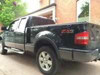 2007 f150 fx4 Lifted cash or cash plus trade!