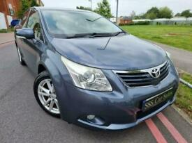 image for 2011 Toyota Avensis 1.8 TR 4dr +++HUGE SPEC + FULL TOYOTA SERVICE HISTORY+++