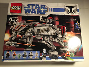 LEGO Star Wars The Clone Wars 7675 AT-TE Walker