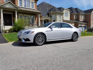 2017 Lincoln Continental Lease Transfer