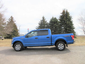2015 Ford F-150 XLT 4x4- Crew 5.0L- ALL NEW BRAKES!!  $100/ week