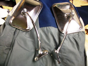 1955 to 1958 Chevrolet Truck Mirrors - only 50 bucks!