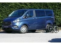 Ford Transit Auto Tourneo Custom WAV - Wheelchair Accesible