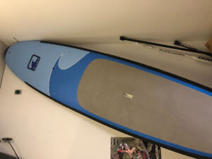 Blue wave paddle board 11'6""