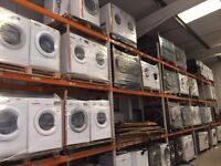 All Graded Kitchen Appliances for sale: Washers, Dryers, Fridges, Cookers from £99