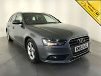 2013 AUDI A4 TECHNIK TDI DIESEL BANG & OLUFSEN SOUND SYSTEM LEATHER INTERIOR