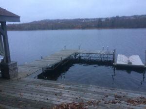 36 ft Aluminum Dock