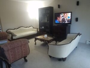 Nice Furnished Two Bedroom Apt. - March 1st
