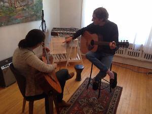 Cours de Guitare (Outremont) - Guitar Lessons