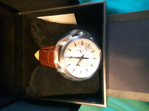 New In Box Men's BMW Chrona Watch