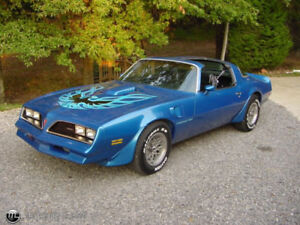Looking for 1970-1973 or 1977/1978 Trans Am