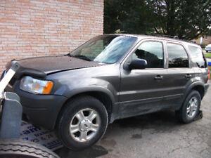 2004 Ford Escape XLT Hatchback