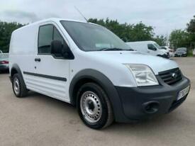 2012 62 FORD CONNECT T200 90PS TDCI SWB FACELIFT 4 SEAT CREW VAN EU5 **NO VAT**