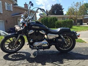 2006 sportster xl1200 low Cornwall Ontario image 4