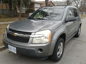 2006 Chevrolet Equinox mint condition SUV, Crossover