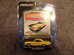 Greenlight Collectibles 1970 Plymouth GTX - Muscle Car Garage St