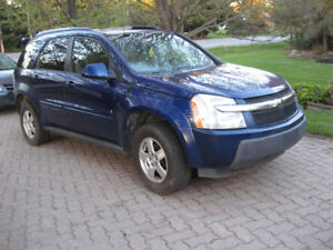 2006 EQUINOX, As Is, good body, no rust, approx 142000 km, phone