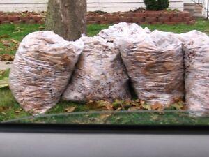 Free Bagged Leaves! Please Take Them Please!