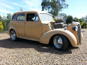 1948 Vauxhall 14-6 hotrod