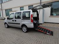 2010 Fiat Doblo 1.4 Dynamic Wheelchair Accessible Vehicle ONLY 9,908 MILES