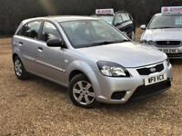 2011 Kia Rio 1 1.4 Low milege Warranty & Delivery available Px welcome