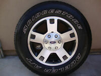 "18"" FORD F-150 WHEELS/TIRES * $ACRIFICE * $999-$1450/SET * NEW!!"