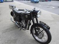 1959 VELOCETTE 500cc VENOM, SAME OWNER FOR LAST 33 YEARS, ORIGINAL NUMBER.