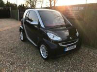 2009/59 Smart Fortwo 1.0 [71] Passion MHD Full Smart S/History P/X welcome