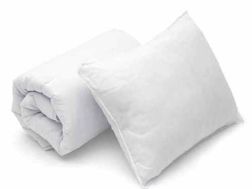 Toddler Bed Microfiber Cot Bed Duvet & Pillow, Quilt/duvet only, Pillow only